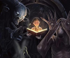 pan's labyrinth and fairytale image