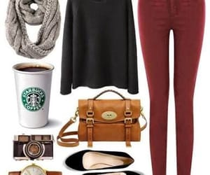 bag, look, and outfit image