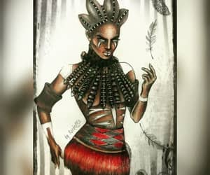 africa, style, and woman image