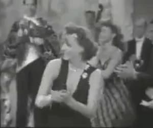 two-faced woman, gif, and greta garbo image