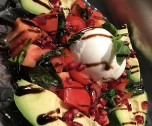avocado, colorful, and healthy image