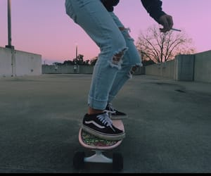 tumblr, vans, and aesthetic image