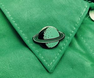 green, aesthetic, and planet image