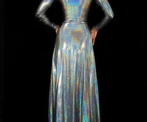 belleza, moda, and glitter image