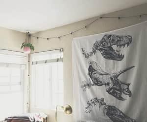 casa, interior, and dinosaurios image