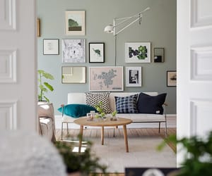 design, interior, and green image