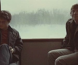 harry potter, Harry Potter and the Half-Blood Prince, and harry potter gifs image