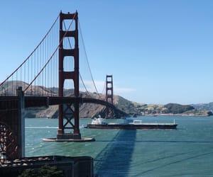 bridge, goldengatebridge, and travel image