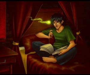Dormitory, the boy who lived, and gryffindor image