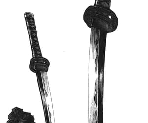 asian, japanese, and katana image
