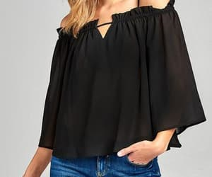 apparel, blouse, and blouses image