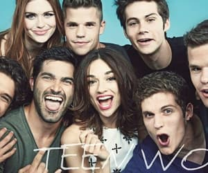 teen wolf, teenwolf, and holland roden image