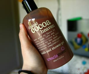 brown, cocoa, and lotion image