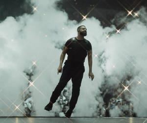 black, Drake, and rappers image