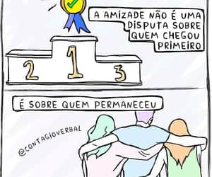 amizade and frases image
