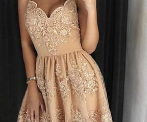 prom dress short and homecoming dresses lace image