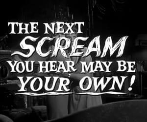 horror and scream image