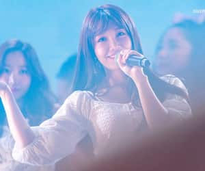 beautiful, idol, and eunji image