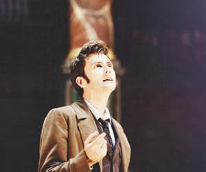 british, david tennant, and doctor who image