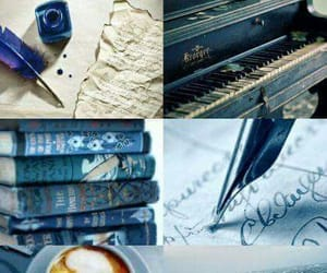 Ravenclaw aesthetic board
