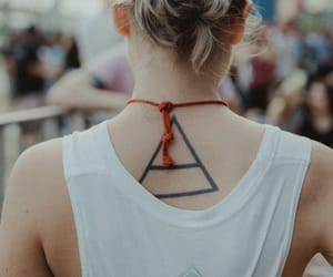 30 seconds to mars, tattoo, and triad image