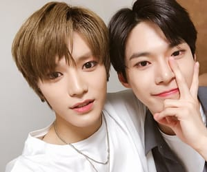 doyoung, taeyong, and nct image