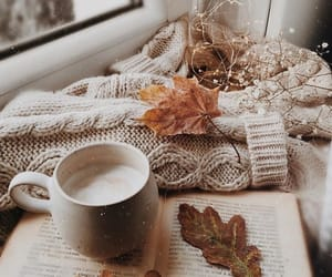 coffee, cosy, and sweater image