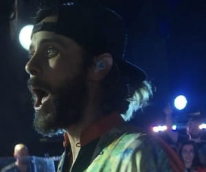 30 seconds to mars, brasil, and jared leto image