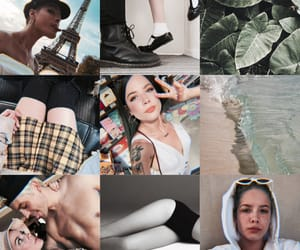 feed, theme, and halsey image