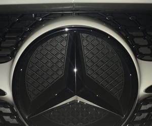 benz, car, and classy image