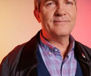 doctor who, graham, and bradley walsh image