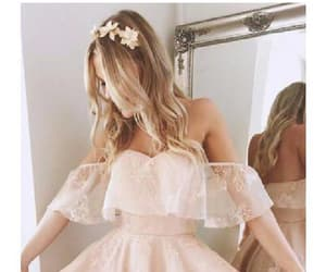 pink prom dresses, champagne prom dresses, and homecoming dresses short image