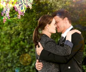 bones, emily, and kiss image