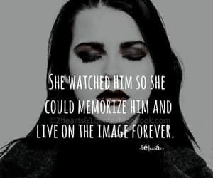forever, him, and she image