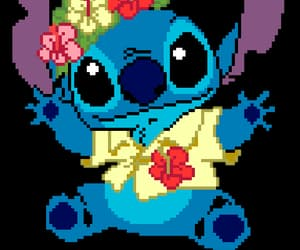 blue, disney, and kawaii image