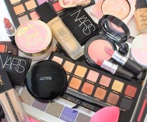 mac, make up, and nars image