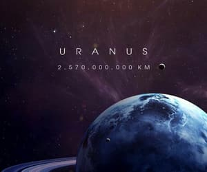 Uranus, universe, and astronomy image