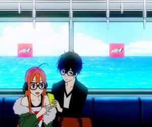 anime, anime girl, and joker image