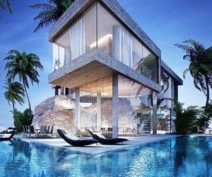 home, luxury, and outdoor image