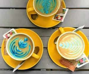 coffee, fincan+kopp+koppa, and cappuccino+coffee image