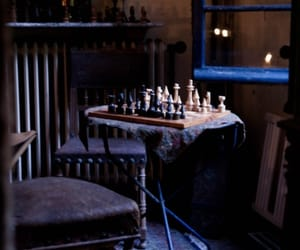 aesthetic, chess, and old image