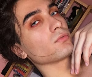 aesthetic, eyes, and brows image
