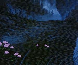 aesthetic, gif, and anime gif image