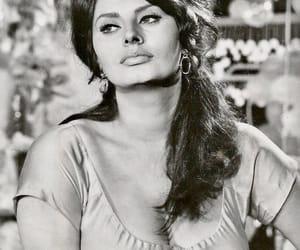 blanco y negro, actriz, and belleza image