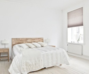 white bedroom image