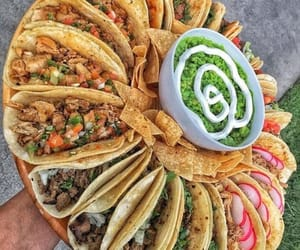 tacos and food image