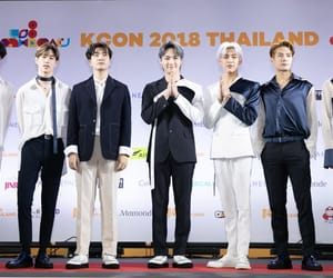 kcon and got7 image