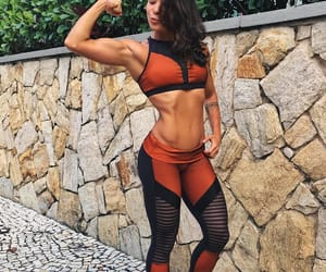 abs, fitness, and model image