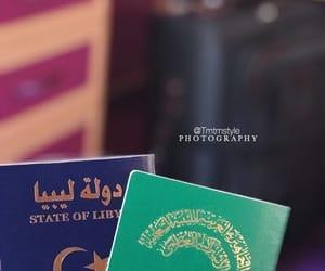 Libya, passports, and my city image