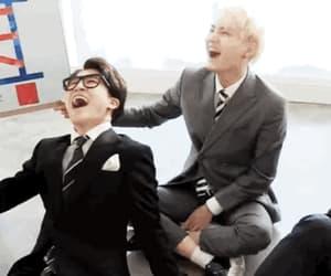 gif, yoonmin, and suga image